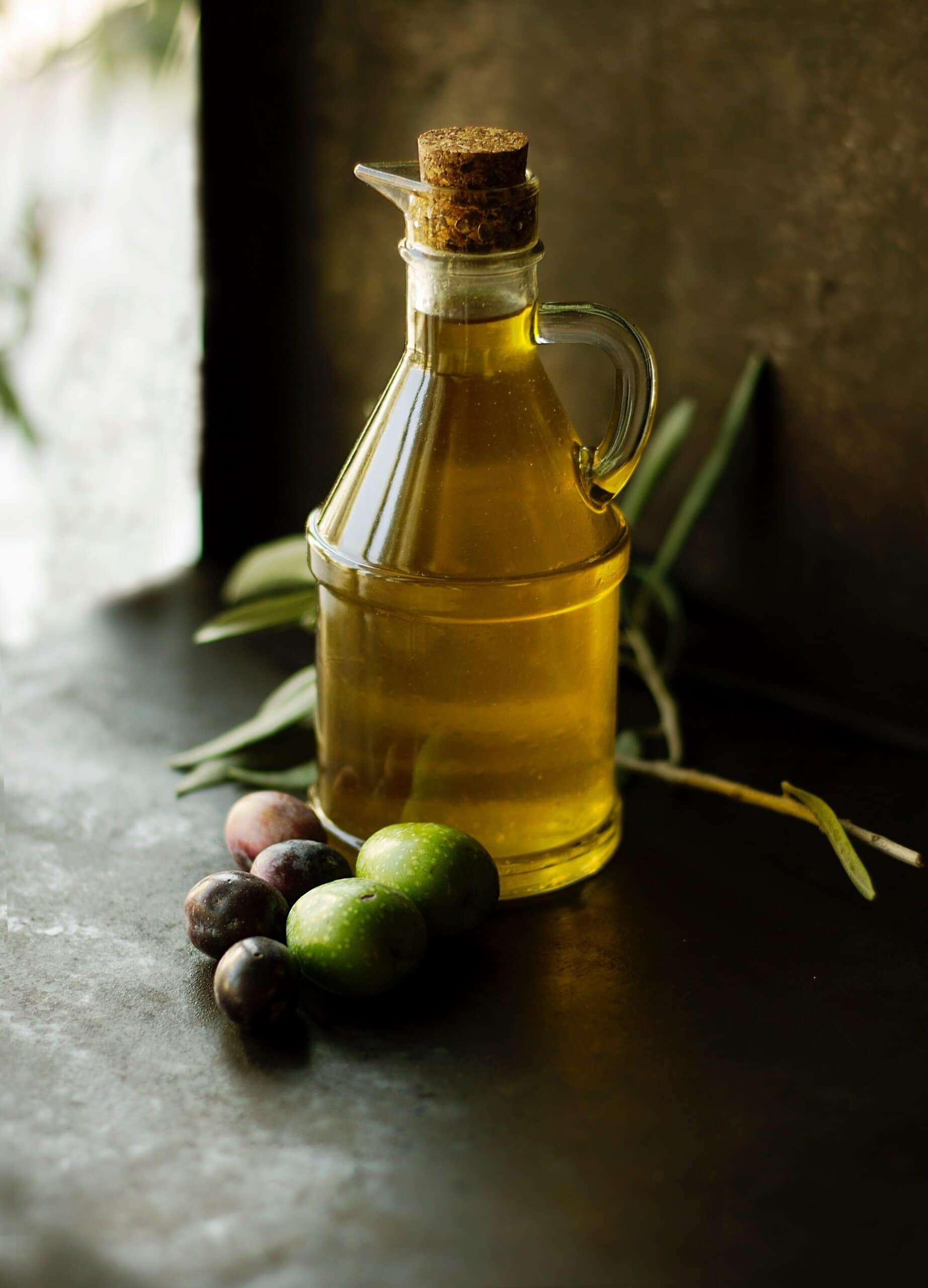 Krem z oliwą - świeży i zdrowy | Balm Boutique oliwa z oliwek scaled